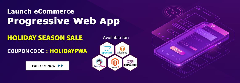 PWA Mobile App