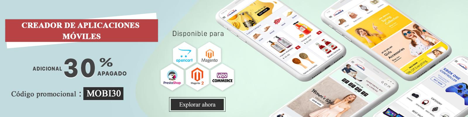 Mobile App Banner ES