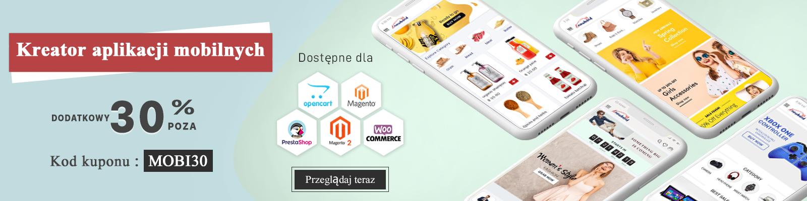 Mobile App Banner PL