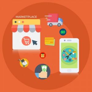 Magento ® Mobile App for Multi Vendor Marketplace