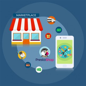 Advanced Prestashop Marketplace with Mobile app - Prestashop Addons