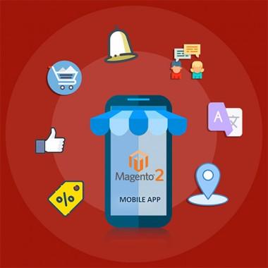 Magento 2 ® Mobile App builder