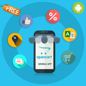 Opencart Free Android Mobile App | Free Smartphone App