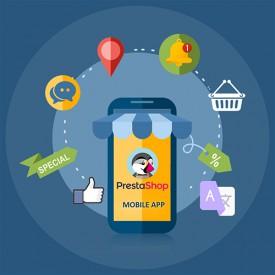 Costruttore di app Prestashop Mobile