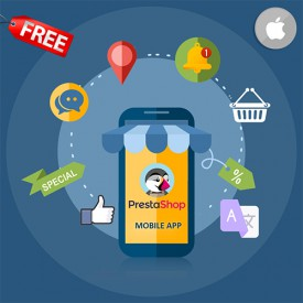 iOS Mobile App builder Free - Prestashop Addons
