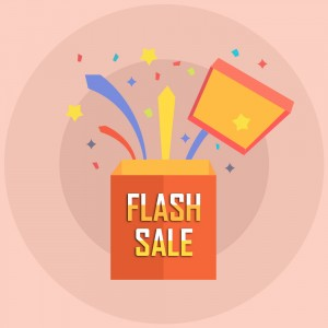 Flash Sale - Shopify