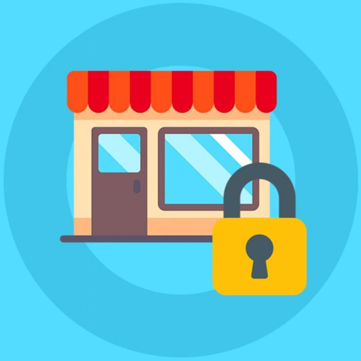 Private shop module