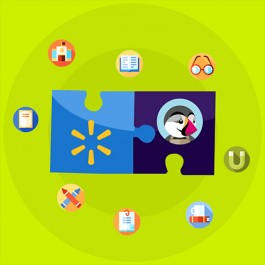 Free Walmart - Prestashop Integration