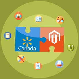 Rozszerzenie integracji Walmart Canada Magento