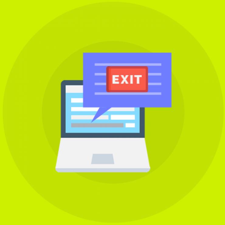 OpenCart Exit Intent Popup