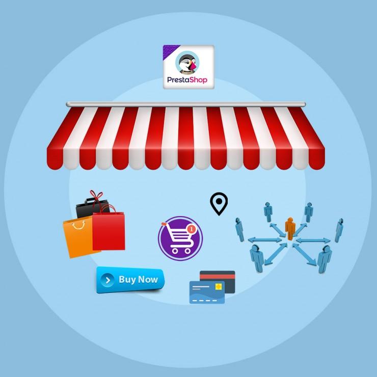Prestashop Multi-vendor Marketplace Plugin