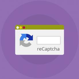 Google reCaptcha - Prestashop Addons