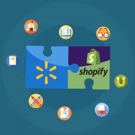 Walmart - Integracja Shopify