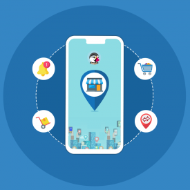 Application mobile PrestaShop Hyperlocal Marketplace