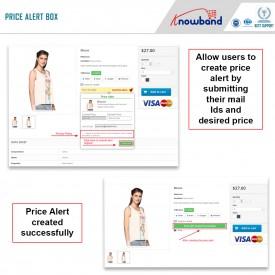 Price Alert - Prestashop Addons