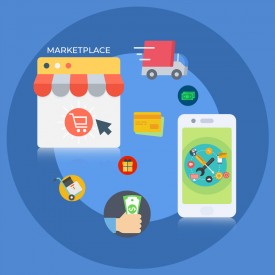 Prestashop Mobile App per Multi Vendor Marketplace
