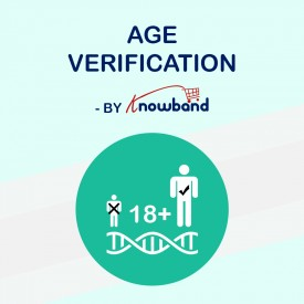 Age Verification - Shopify