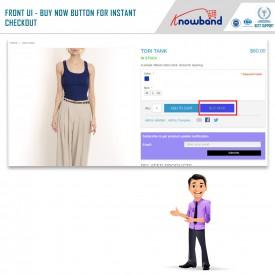 Zamówienie jednym kliknięciem (Kup teraz) - Magento rozbudowa