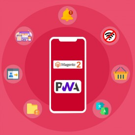 Application mobile Magento 2 PWA