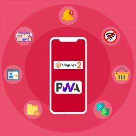 Aplikacja mobilna Magento 2 PWA