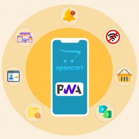 Costruttore di app OpenCart Mobile