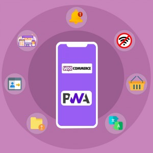 WooCommerce PWA Mobile App