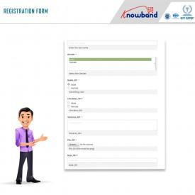 Niestandardowe pola rejestracji - Magento 2 rozbudowa
