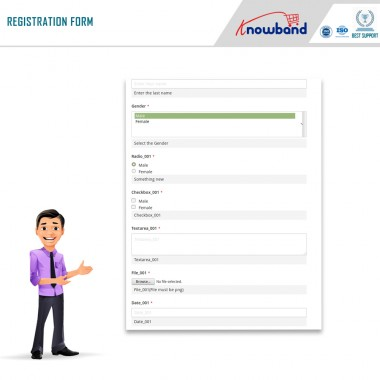 Custom Registration Fields - Magento 2 ® Extensions