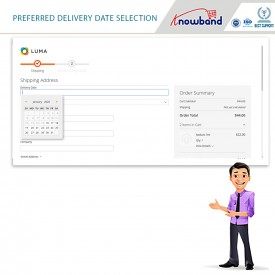 Preferred Delivery Time - Magento 2 ® Extensions