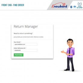 Return Manager -  Magento 2 ® Extensions