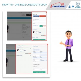 One Page Advanced Checkout - Rozszerzenia OpenCart