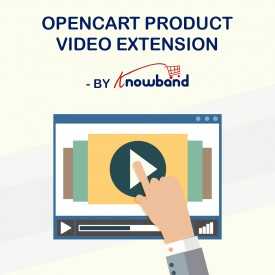 Product Video - OpenCart Extensions