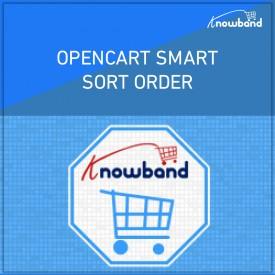 Smart Sort Order - OpenCart Extensions