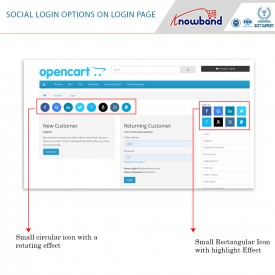 Social Loginizer - OpenCart Extensions