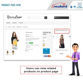 Automatic Related Products - Prestashop Addons