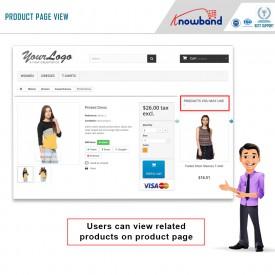 Productos Relacionados Automáticos - Prestashop Addons