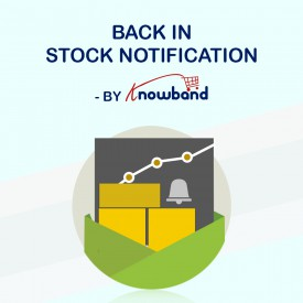 Back in Stock Notification - Prestashop Addons