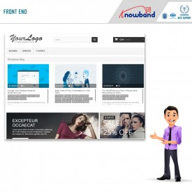 WordPress Blog Post Manager - Prestashop Addons