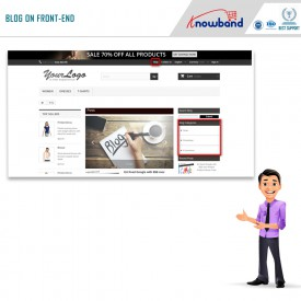 Blog - Prestashop Addons