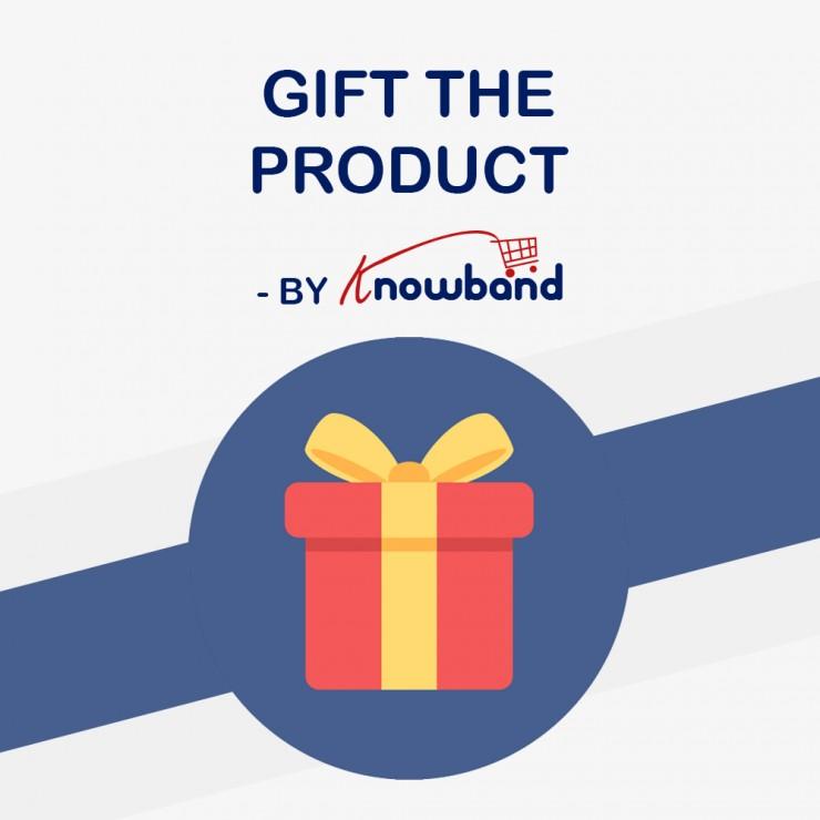 OpenCart gift module