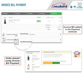 Invoice Bill Payment - Prestashop Addons