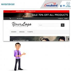Accedi come cliente - Addons di Prestashop