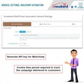 Mailchimp Automation - Prestashop Addons