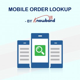 Mobile Order Lookup - Prestashop Addons