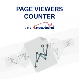 Page Viewers Counter - Prestashop Addons