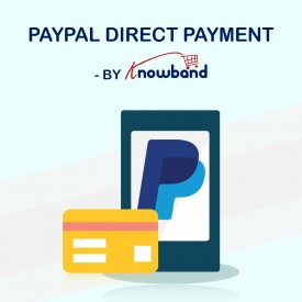 Paypal Direct Payment - Prestashop Addons