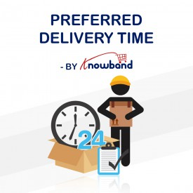 Preferred Delivery Time - Prestashop Addons