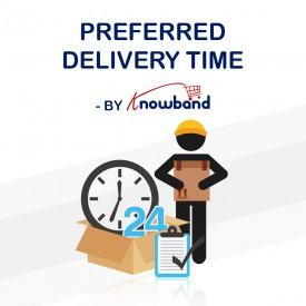 Tempo di consegna preferito- Prestashop Addons