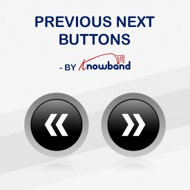 Previous Next buttons on product page - Prestashop Addons