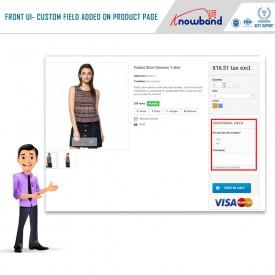 Avanzate Attributo prodotto / Campo - Prestashop Addons